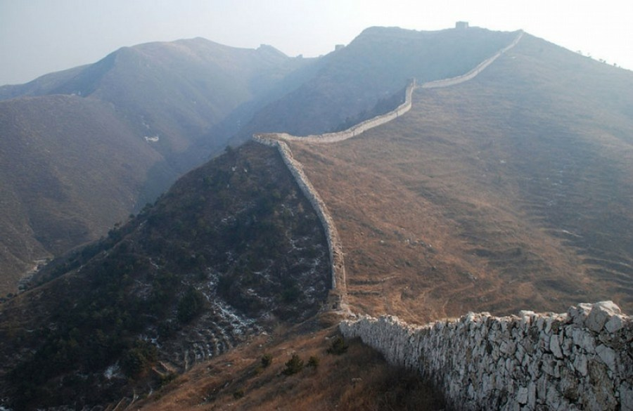The Great Wall Of China Today