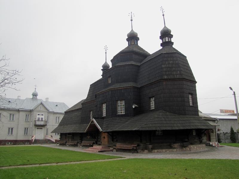 gudangartikelunik.blogspot.com - Gereja Kuno Terbuat Dari Kayu [ foto ]
