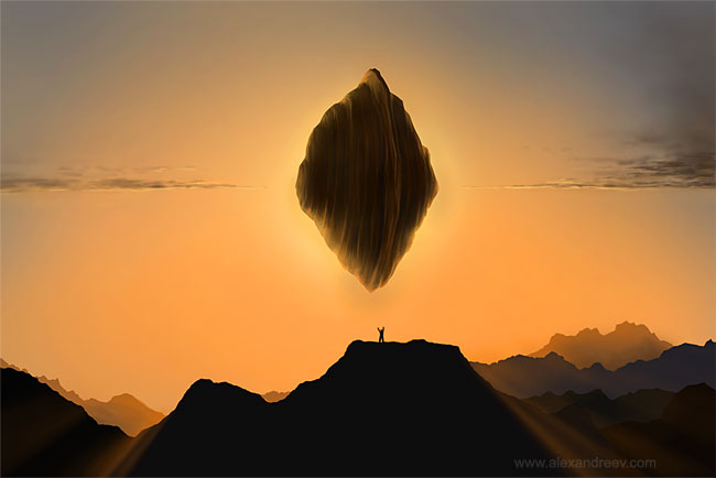 Art by Alex Andreev, Russian artist 12