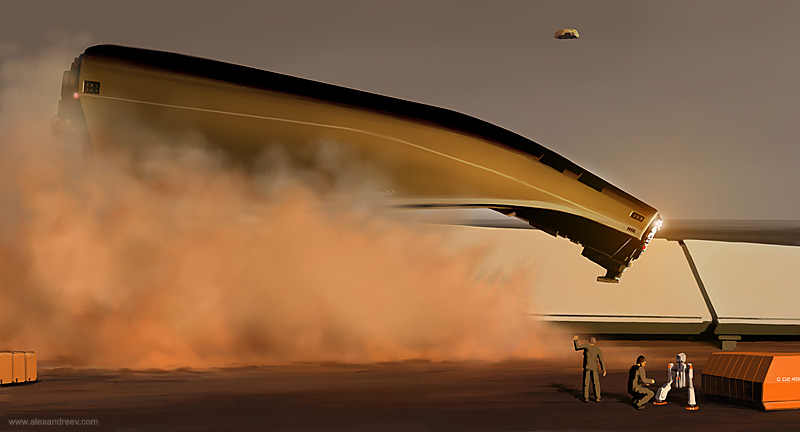 Art by Alex Andreev, Russian artist 27