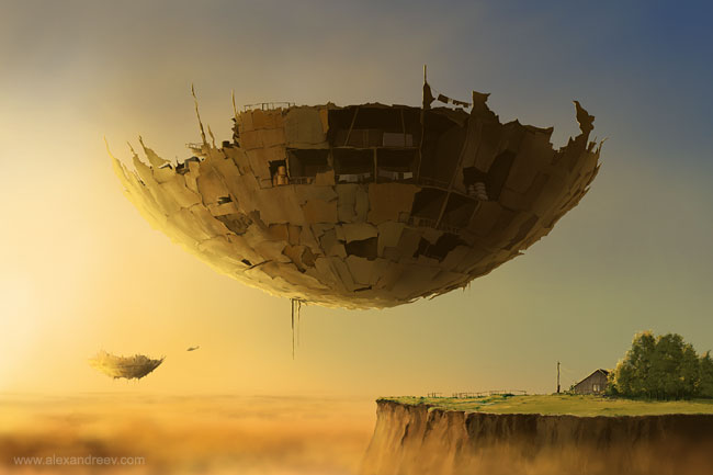 Art by Alex Andreev, Russian artist 6