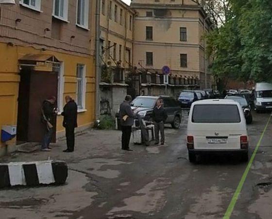 Wanna buy a gun in St Petersburg?
