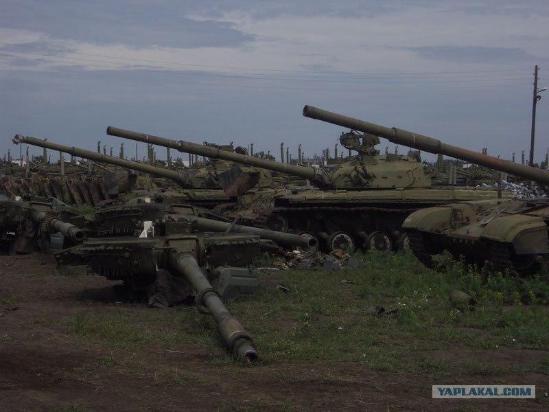 T-64 para desguaze