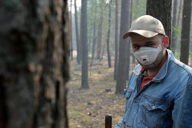 Extinguishing Wildfires 39