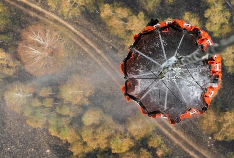 Extinguishing Wildfires 72