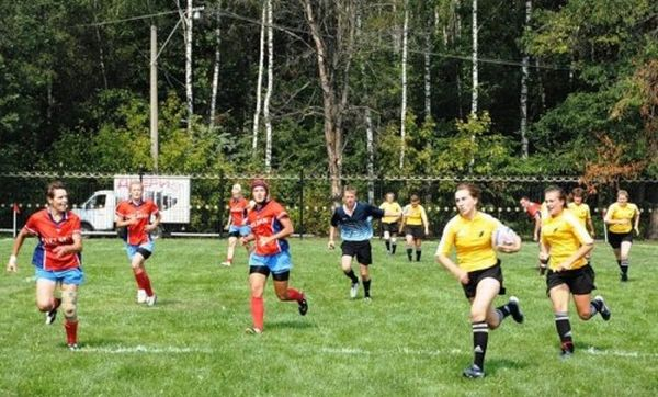 Female Rugby Championship in Russia 6