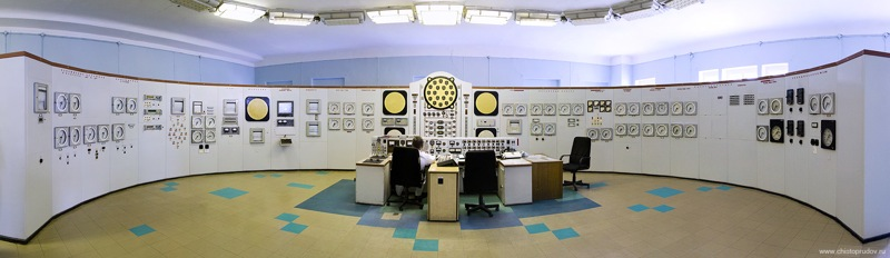 Cele mai vechi Centrala nucleară 8