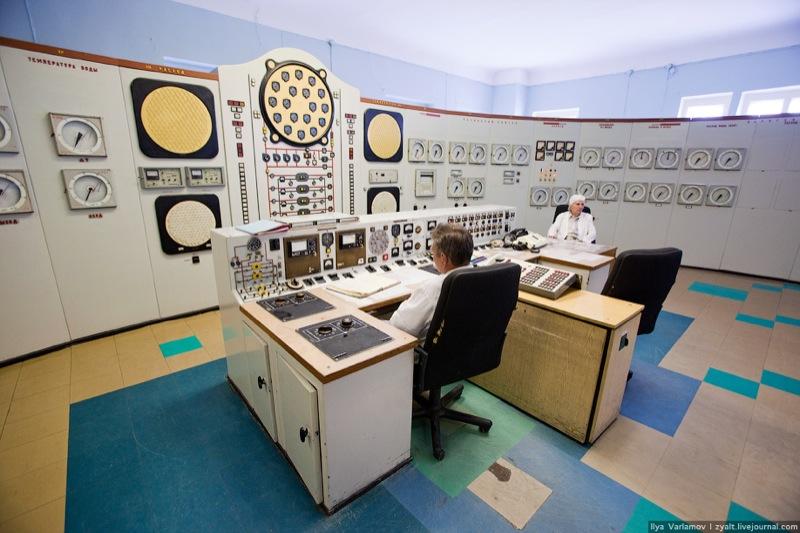 Cele mai vechi Centrala nucleară nouă