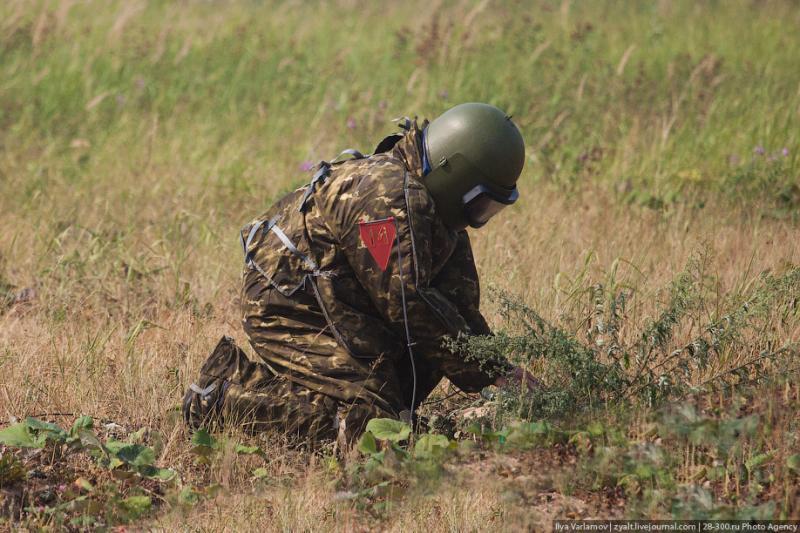 Moscou, 11 SWAT