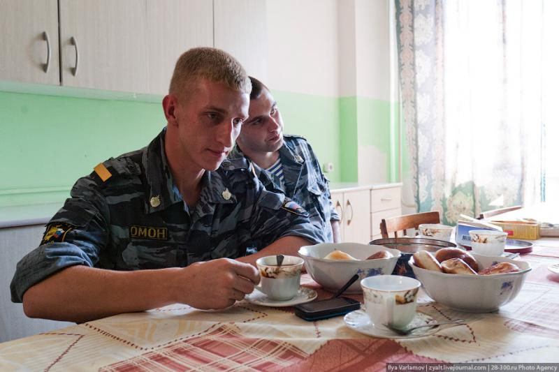 Moscou, 33 SWAT