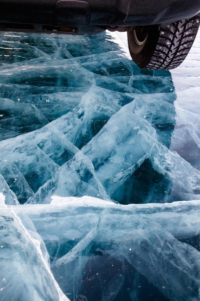 Russian Lake Baikal In Winter AGAIN English Russia