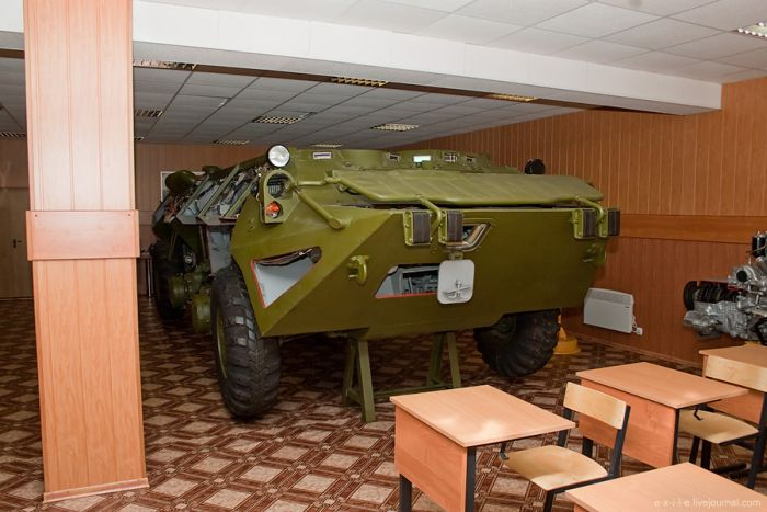Armed Vehicles Factory 24