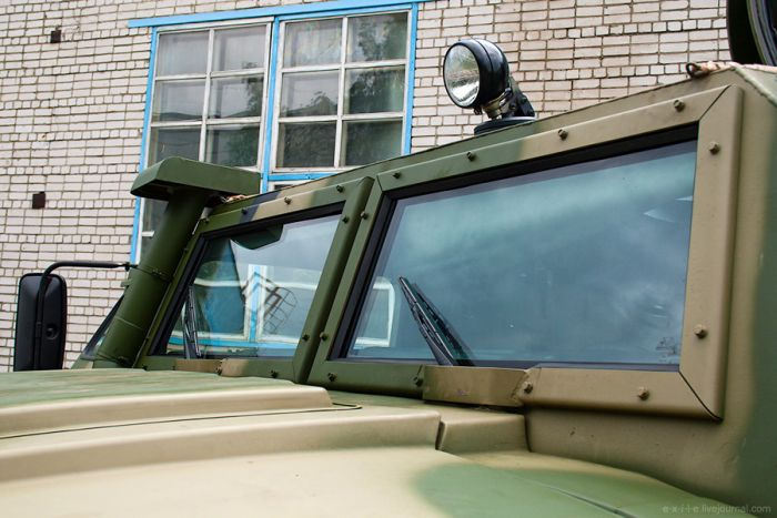 Armed Vehicles Factory 70