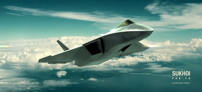 Russian stealth plane 6