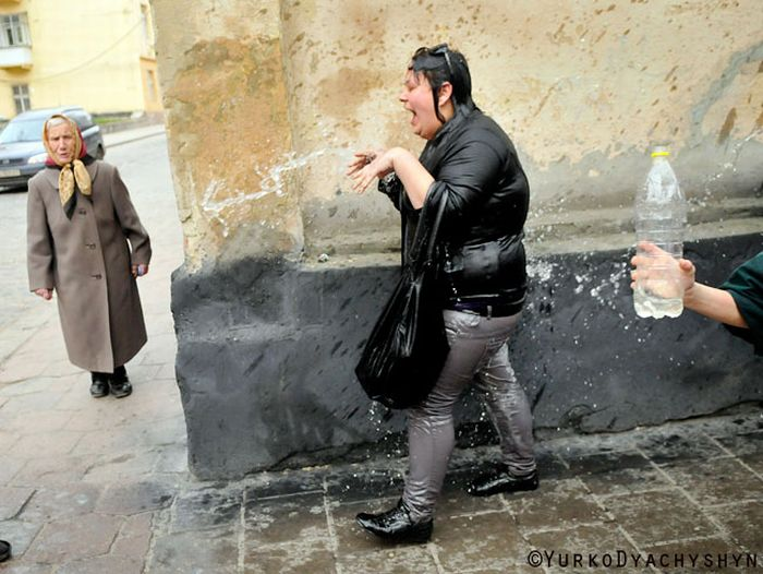 molesting russian pranksters from Ukraine 16