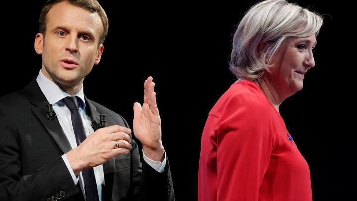 Νέα δημοσκόπηση στη Γαλλία - Τα ποσοστά Μακρόν-Λεπέν