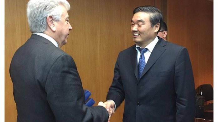 ΔΕΗ: Συμφωνία με την Αναπτυξιακή Τράπεζα της Κίνας για τη χρηματοδότηση επενδύσεων της