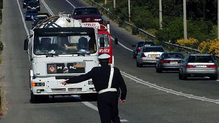 Αποτέλεσμα εικόνας για Απαγόρευση κυκλοφορίας φορτηγών ωφέλιμου φορτίου άνω του 1,5 τόνου κατά την περίοδο των εορτών του Πάσχα και Πρωτομαγιάς