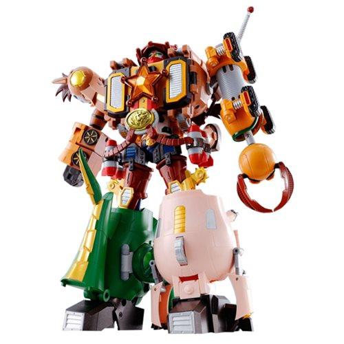 Toy Story Combination Woody Robo Sheriff Star Metal Figure