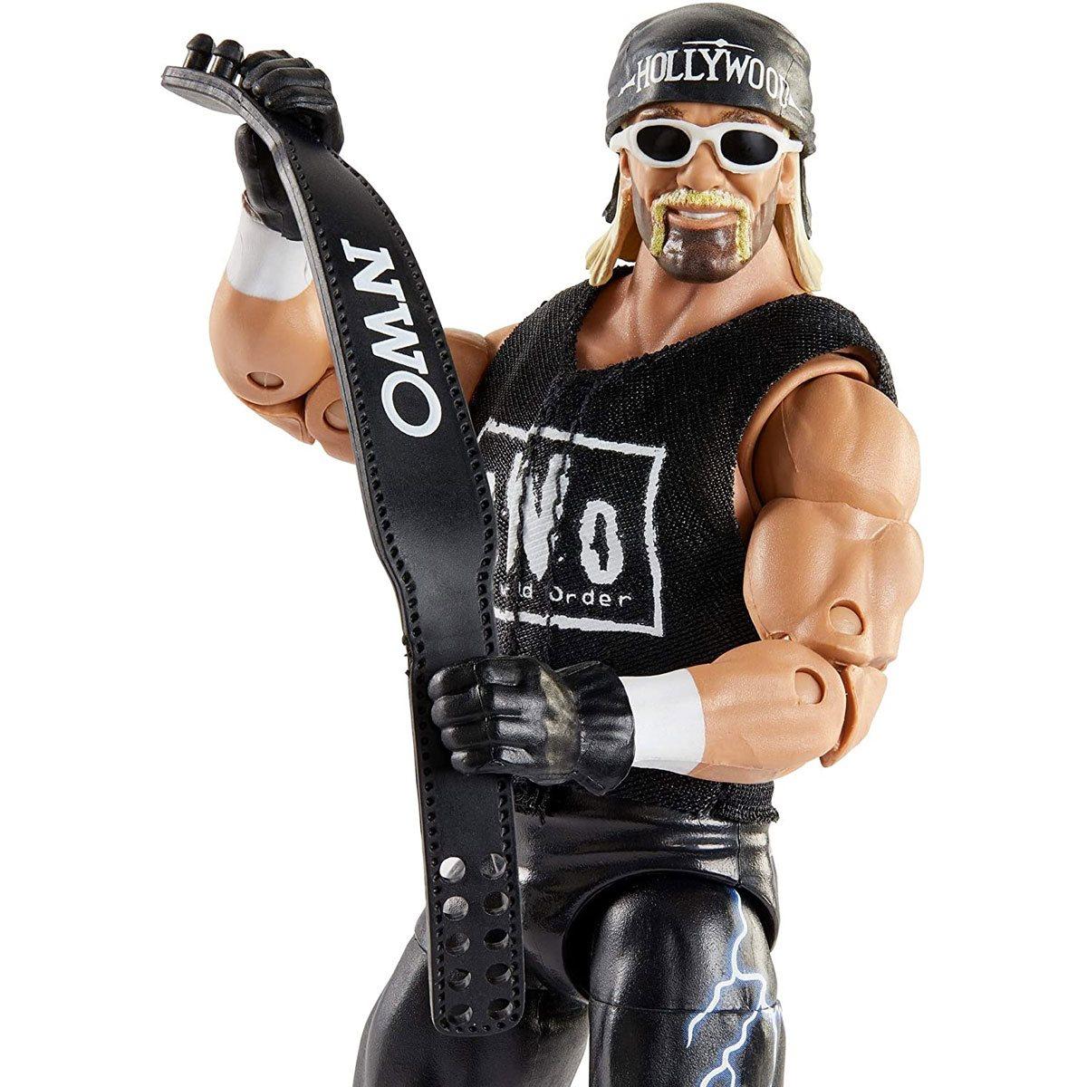 Wwe Ultimate Edition Wave 7 Hollywood Hulk Hogan Action Figure Rerun