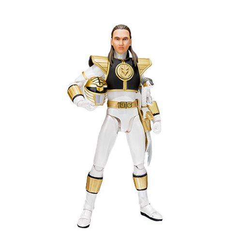 Mighty Morphin Power Rangers White Ranger SH Figuarts Figure