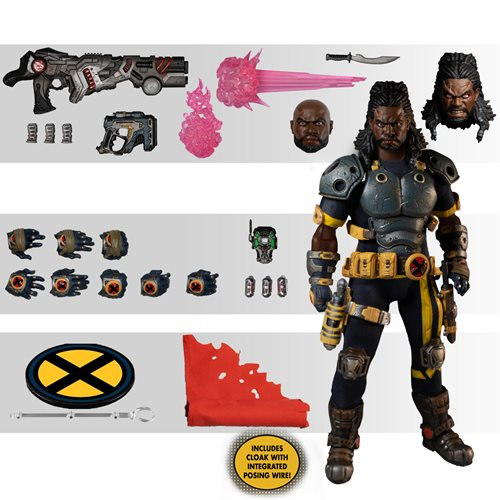 X-Men Bishop One:12 Collective Action Figure