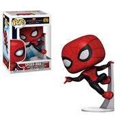 Spider-Man: Far From Home Spider-Man Upgraded Suit Pop! Vinyl Figure