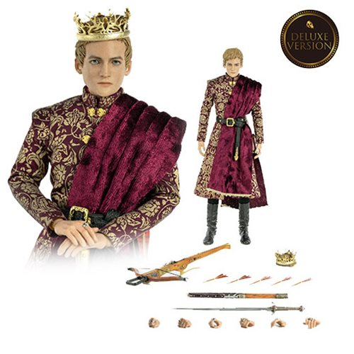 Game of Thrones King Joffrey Baratheon 1:6 Deluxe Figure