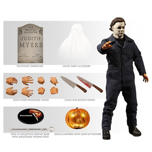 Halloween Michael Myers One 12 Collective Action Figure