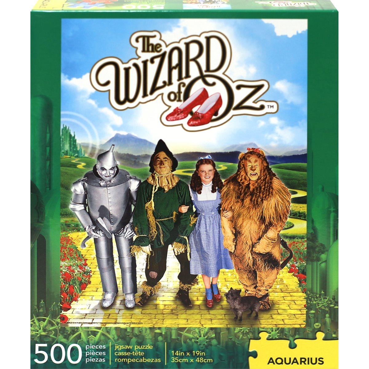 Wizard Of Oz 500 Piece Puzzle