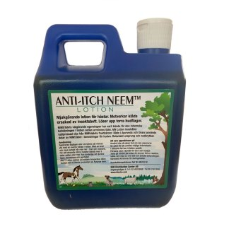 Anti-Itch Neem Lotion