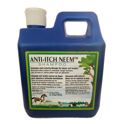 Anti-Itch Neem Schampo