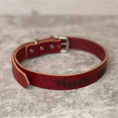 Hundhalsband-22-redbrown