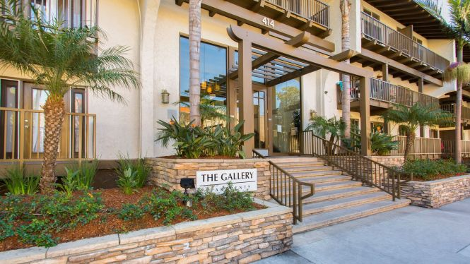 The Gallery Apartments Hermosa Beach
