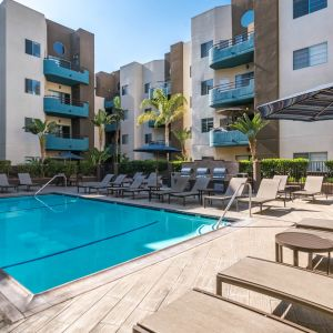 West hollywood apartments
