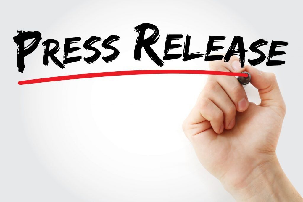 how to send a press release