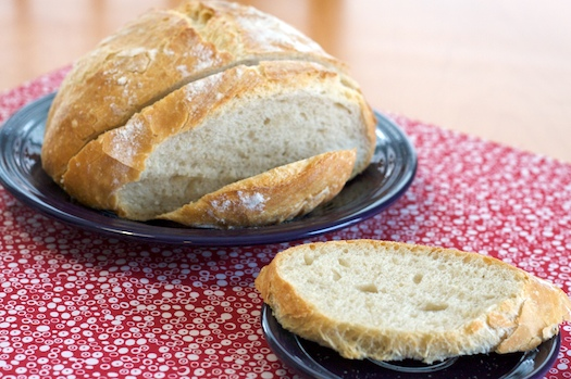 Cooks Illustrated Almost No-Knead Bread