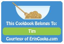 Tim's a Winner!
