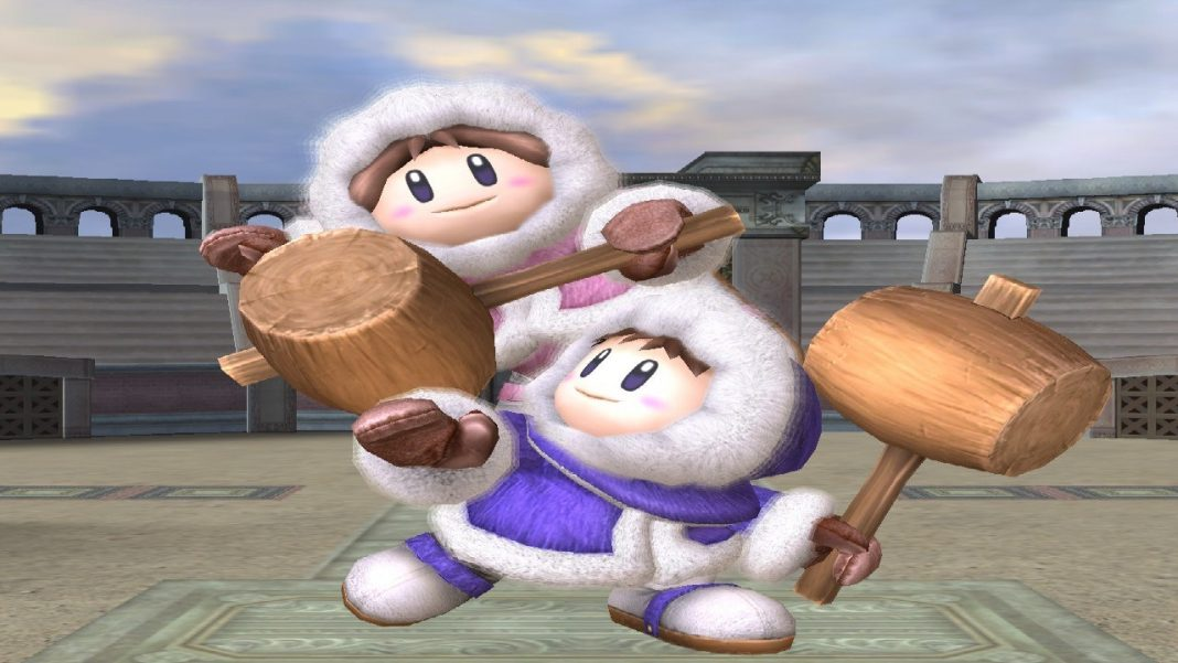 SSBM Rise Of The Ice Climbers Esports Edition