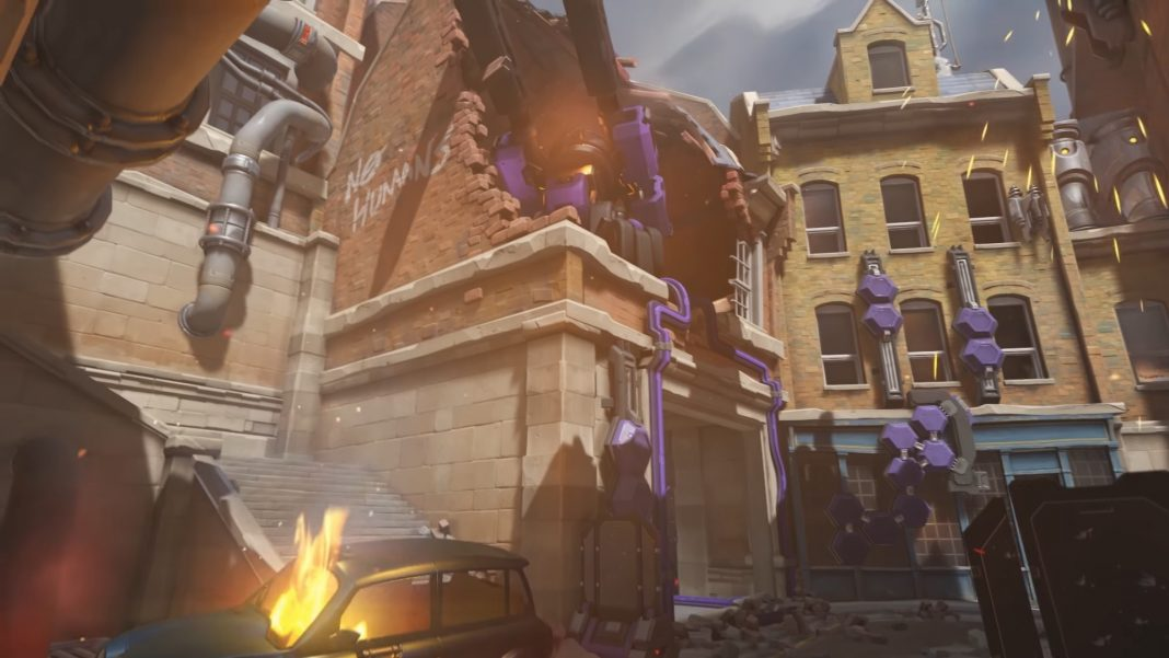 Overwatch Uprising Event Includes Story Driven PvE Mode Esports Edition