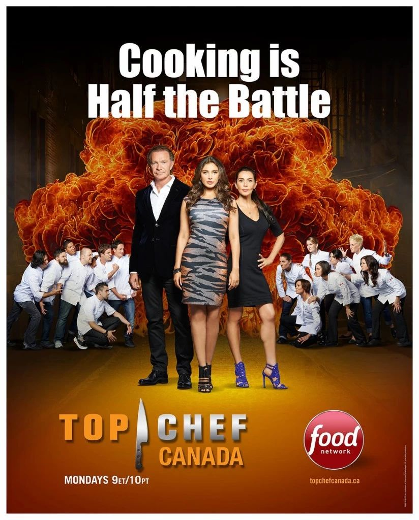Top Chef Canada poster