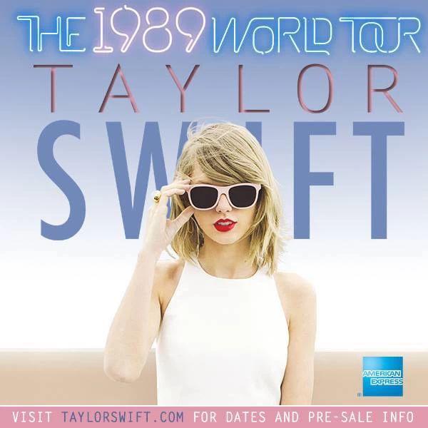 Taylor Swift Unveils '1989' World Tour Plans, Pulls Albums