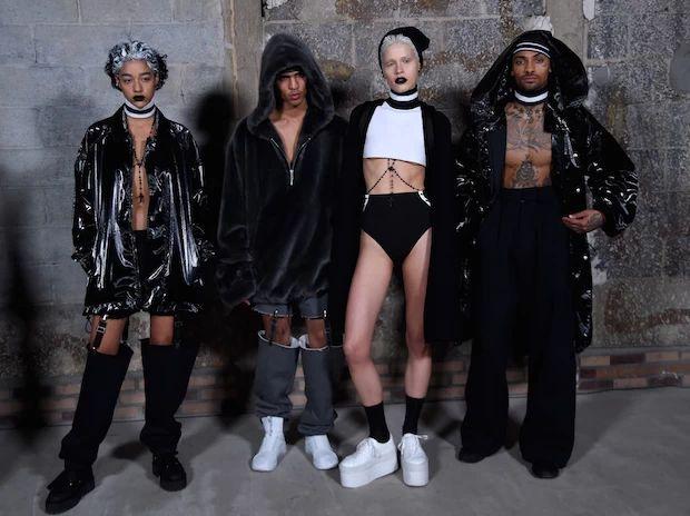 best service b835e 880a2 Rihanna Debuts New Fashion Line Fenty x Puma, With Help From ...