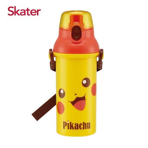 Skater 兒童水壺 (480ml)皮卡丘FACE