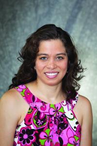 Assistant Professor Daphne Hernandez