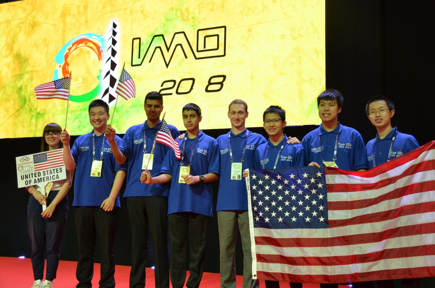 Team Usa Returns To First Place In Olympics Of High School