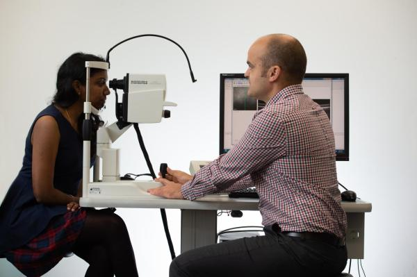 QUT researchers use AI to bring sharper focus to eye testing