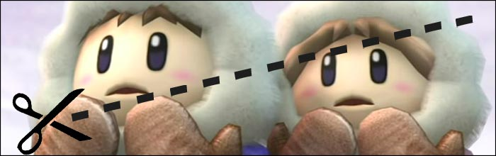 The Ice Climbers Were Originally Cut From Super Smash Bros