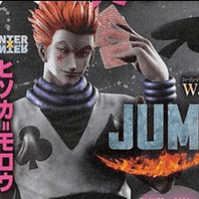 Gon And Hisoka From Hunter X Hunter Plus Vegeta Sanji And More Confirmed For Jump Force