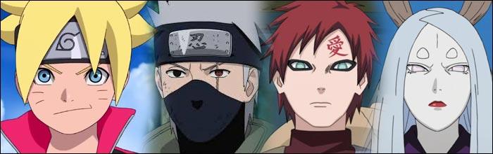 Jump Force Adds Four New Naruto Characters With Boruto Uzumaki Gaara Kakashi Hatake And Kaguya